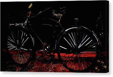 Old Way To Go Canvas Print by Jerry Cordeiro