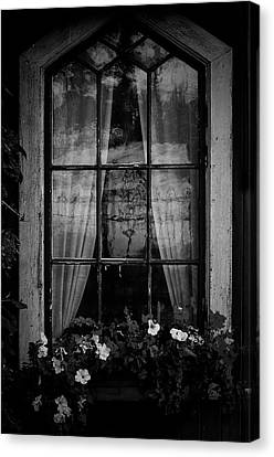 Canvas Print - Old Window by Micael  Carlsson