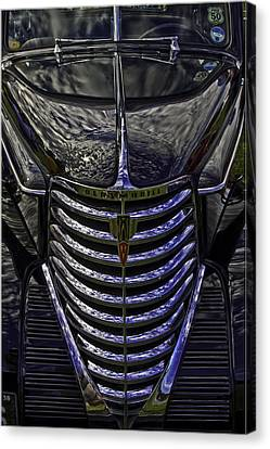 Oldsmobile Reflected Canvas Print by Nigel Jones