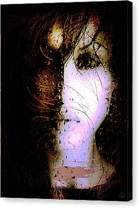 On A Rainy Day Like Today Canvas Print by Gun Legler