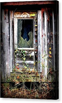 Once Upon A Time Canvas Print by Beverly Hammond