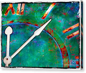 Once Upon A Time Canvas Print by Judi Bagwell