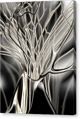Onyx Growth The Begining Canvas Print