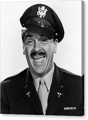 Operation Mad Ball, Ernie Kovacs, 1957 Canvas Print by Everett
