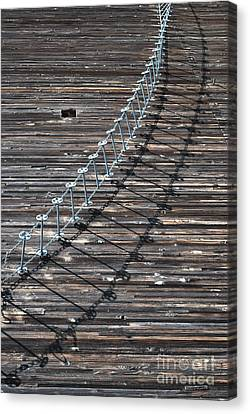 Canvas Print - Oregon Ghost Town 2 by Jen Bodendorfer