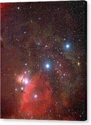 Orion's Belt Canvas Print