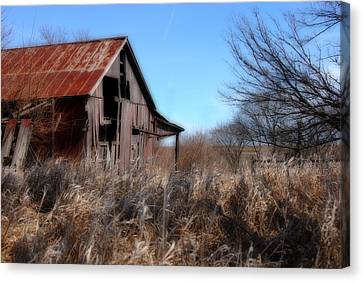 Orton Barn Canvas Print