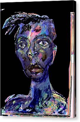 Othello Canvas Print