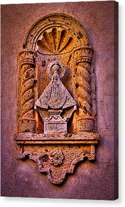 Our Lady Of Good Success At The Chapel In Tlaquepaque Canvas Print