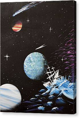 Outter Limits Canvas Print by Stephen Ford