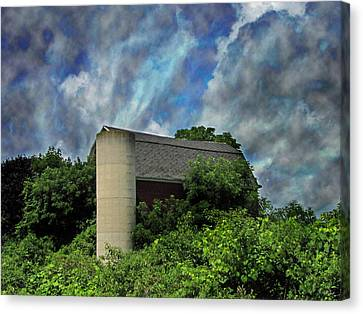 Over Taken Canvas Print by Ms Judi