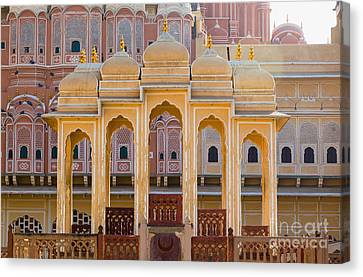 Palace Of The Winds Canvas Print by Inti St. Clair