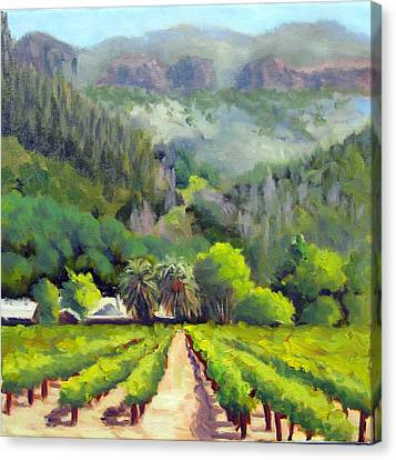 Palisades Drive Canvas Print by Char Wood