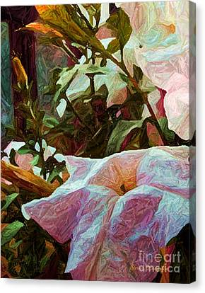 Paper And More Canvas Print by Steven Lebron Langston