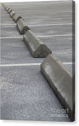 Parking Lot Canvas Print by Blink Images