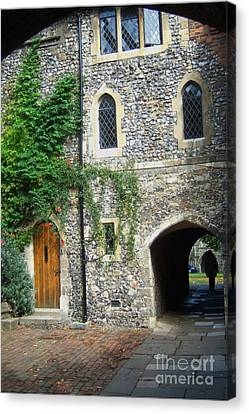 Passages In Time Canvas Print by RL Rucker