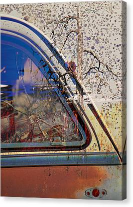Passenger Side Ride Guild  Canvas Print by Jerry Cordeiro
