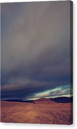 Sky Scape Canvas Print - Passionate Souls by Laurie Search