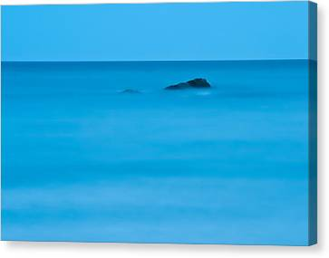 Canvas Print featuring the photograph Peaceful Waters by Nancy De Flon