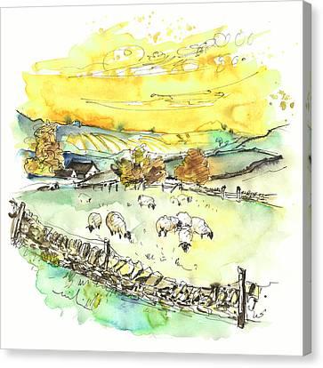 Peak District 06 Canvas Print by Miki De Goodaboom