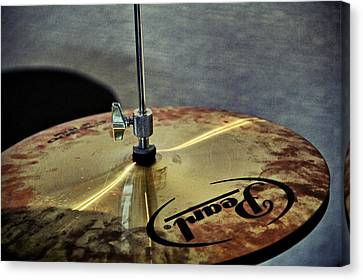 Pearl Hi Hat Canvas Print