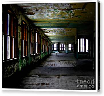 Penthouse  Canvas Print