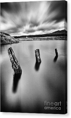 Perfectly Still Canvas Print by John Farnan