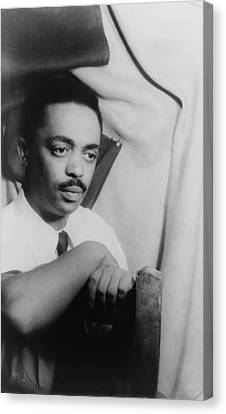 Peter Abrahams, B. 1919, A South Canvas Print by Everett