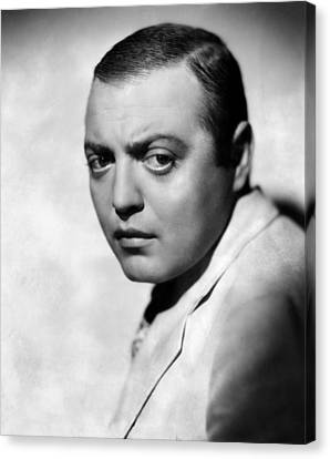 Peter Lorre, 1935 Canvas Print