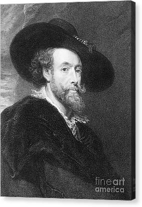 Peter Paul Rubens Canvas Print by Granger