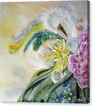 Phantasia Canvas Print by Stephanie  Koehl