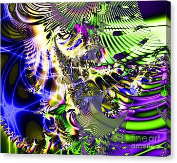 Phantasm Canvas Print by Wingsdomain Art and Photography