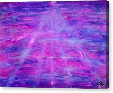 Phenomenon Canvas Print by Ariane Hessenius
