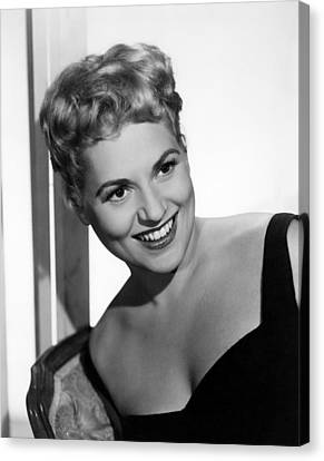 Phffft, Judy Holliday, 1954 Canvas Print by Everett