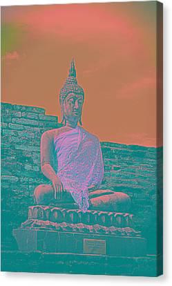 Photos Canvas Print by Thosaporn Wintachai