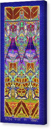 Photosynthesis  A New View I Canvas Print by Steven A Bash