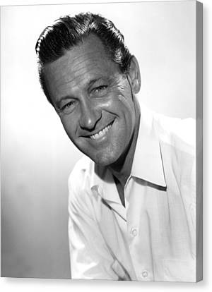 Picnic, William Holden, 1955 Canvas Print by Everett