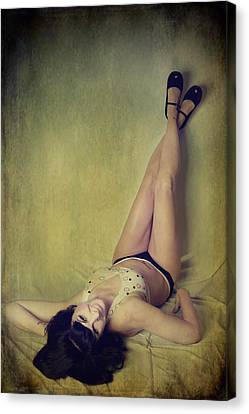 Pin Me Up Canvas Print by Laurie Search