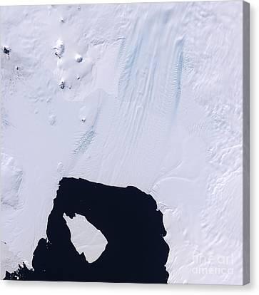 Pine Island Glacier Canvas Print