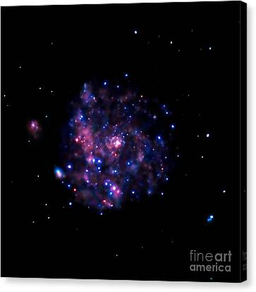 Pinwheel Galaxy Canvas Print