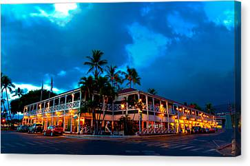 Pioneer Inn Canvas Print