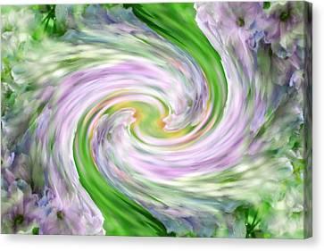 Piscean Canvas Print