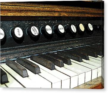 Play It Again Canvas Print