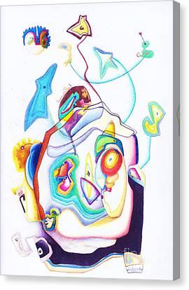 Playa 1 09 Canvas Print by Xole