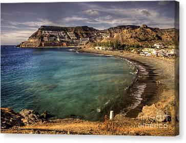 Playa De Cura Canvas Print