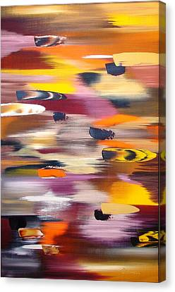 Pleasure Canvas Print by Stephen P ODonnell Sr