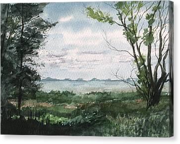 Plein Air 2 Canvas Print