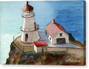 Point Reyes Lighthouse Canvas Print