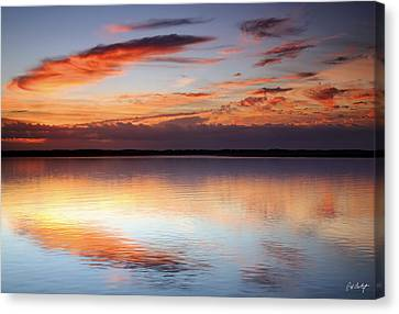 Pointing South Canvas Print by Phill Doherty