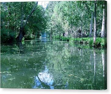 Venise Canvas Print - Poitevin Marsh by Poitevin Marsh